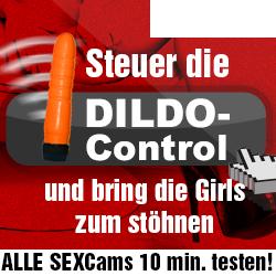 dildo control sexcam